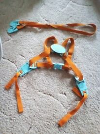Child harness and rein