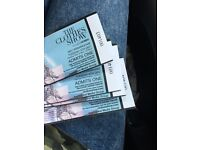 Clothes show tickets