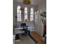 OFFICE/Studio - TO LET - HUNCOTE - Offices SW of Leicester - The Old Baptist Chapel