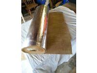 Flooring Underlay Foil backed