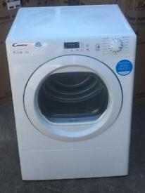 New condition ex display candy tumble dryer 9kg £120