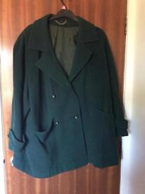 Lady's coats from size 24