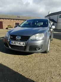 2007 vw golf gt tdi . F.s.h. Loads recently spent