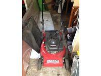 Honda gv100 mower. breaking for spares
