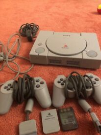 PlayStation 1 Fully Working