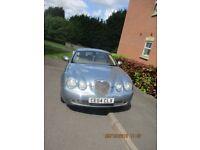 2004 S type jaguar auto, taxed mot new brake pads, service history