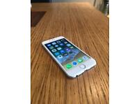 iPhone 6 16GB Factory Unlocked Silver * Like New *