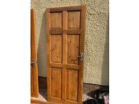 5 Wooden Doors