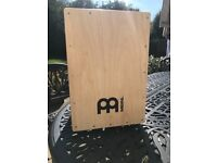 Meinl 'Headliner' Cahon percussion drum in excellent condition hardly used