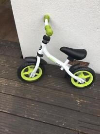 Balance bike for toddler