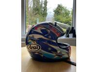 Motorcycle helmit