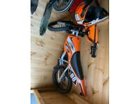 "MXR450 - 16"" Halfords Motorbike Cycle"