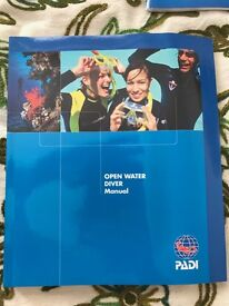 PADI Open Water Pack