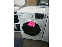 Bush WDNSX86W Washer Dryer - White Item No. SBAR2069427040415