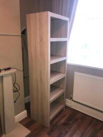 Book stand / storage unit
