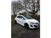 2013 Limited edition Vauxhall Corsa for sale! INCLUDING FULL VXR SEATS AND WING MIRRORS