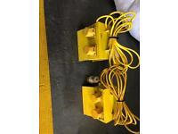 110v splitter box x2
