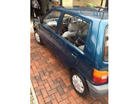 Perodua Nippa - excellent condition for year. 51,000 miles.