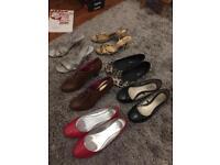 Job lot ladies shoes size 4