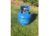 4.5kg calor gas bottle full