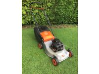 Flymo Quicksilver 45s Push lawnmower (serviced)