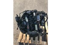 Mercedes Sprinter Engine