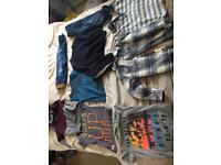 Boys 6-7 clothes