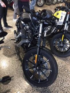 2017 Harley Davidson Iron 883 Sportster Stage 1 Custom For Sale