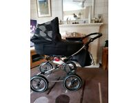 Pram by Baby Style as New
