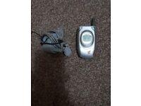Samsung SGH-T100 mobile phone unlocked