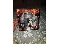 Chucky and tiffany bride of chucky set
