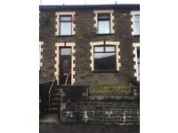 2/3 bedroom mid terraced house for sale.No chain.Freehold