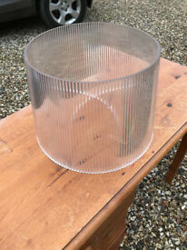 Authentic Kartell Bourgie Lampshade