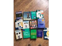 Psychology and sociology books