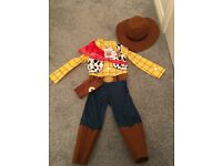New Woody Dressup Outfit (toy story)