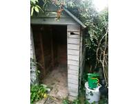 Shed free to collector