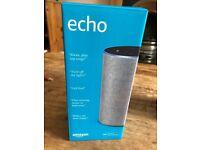 Amazon Echo 2nd Gen Smart Speaker with Alexa