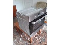 Zanussi ZOB343X. Single built in oven. Never used.