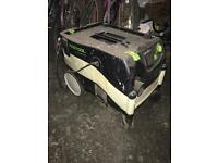 Festool vacuum needs new motor bargain