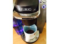 FABULOUS KEURIG B70 SINGLE SERVE POD K CUP COFFEE MACHINE - EXCELLENT CONDITION