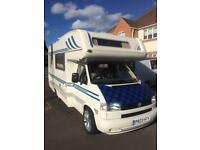 Vw t4 motorhome looking to swap