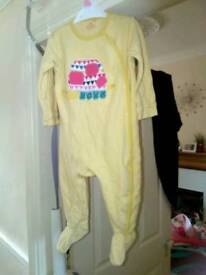 9-12 month next baby grows