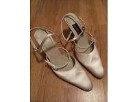 Bridal shoes size 4 & half
