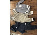 Newbie Baby Boy Clothes (0-4 months)