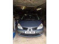 2007 Renault Grand scenic Dynamic 1.6 Manual petrol 91K spares repairs