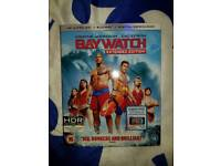 Baywatch 4k bluray