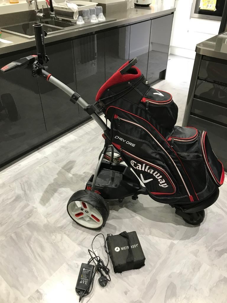 Motocaddy S1 pro electric golf trolley | in Hull, East Yorkshire | Gumtree