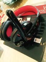 new wireless headset