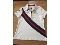 Joules Burghley Horse Trials 2017 Ladies Polo Size 16