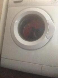 Washing machine and tumblr dryer